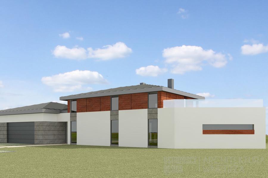 architektura dom jednorodzinny korbielów projekt architektury 4