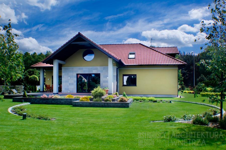 architekura dom jednorodzinny mosina realizacja 4