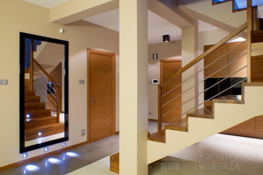 projekt wnętrz dom jednorodzinny antoninek realizacja 8