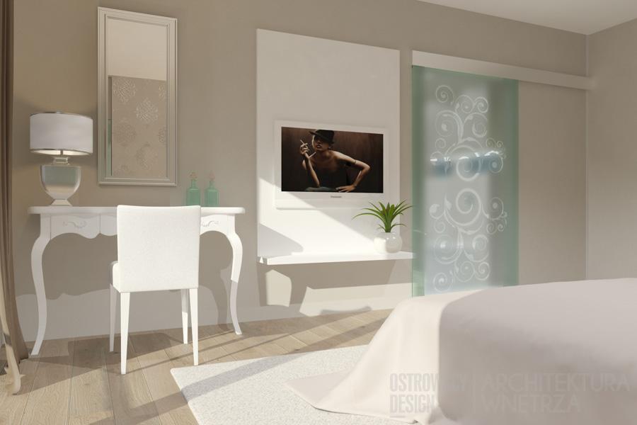 projekt wnętrz dom jednorodzinny luboń projekt 3