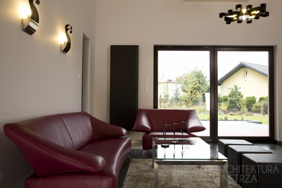 projekt wnętrz dom jednorodzinny mosina realizacja 3
