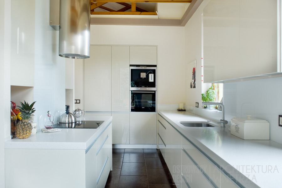projekt wnętrz dom jednorodzinny niwka realizacja 2