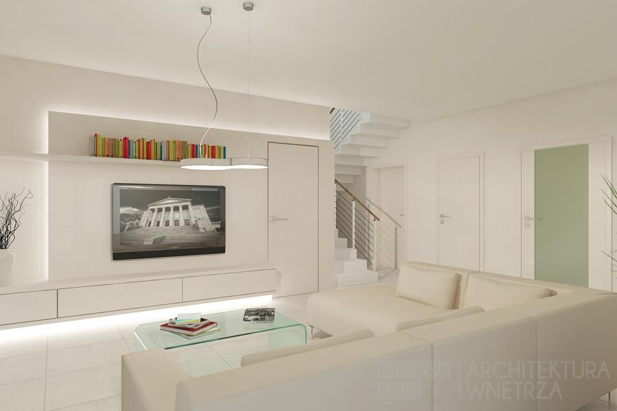 projekt wnętrz dom jednorodzinny skrzynki projekt 3