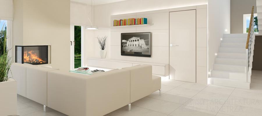 projekt wnętrz dom jednorodzinny skrzynki projekt 4-2