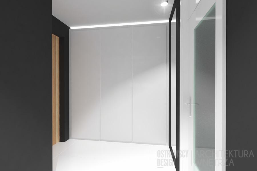 projekt wnętrz mieszkanie poznań room66 projekt 1