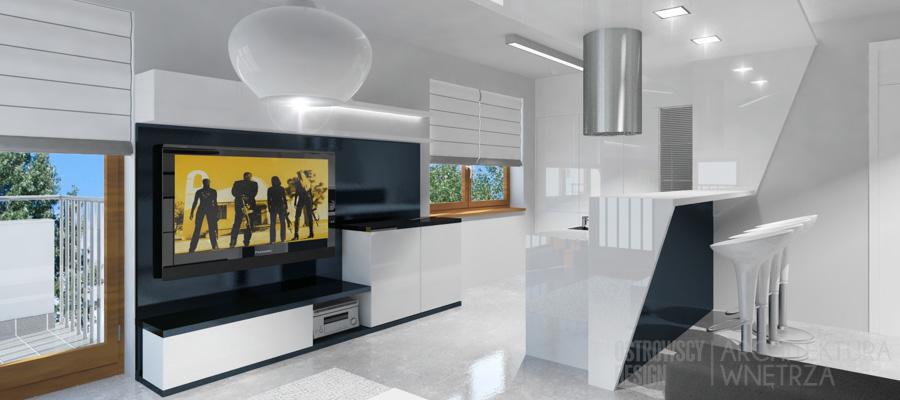 projekt wnętrz mieszkanie poznań room66 projekt 10-2