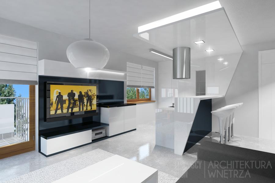 projekt wnętrz mieszkanie poznań room66 projekt 10