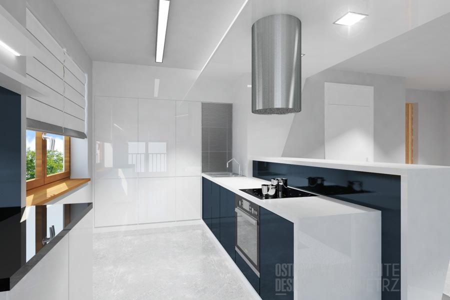 projekt wnętrz mieszkanie poznań room66 projekt 11