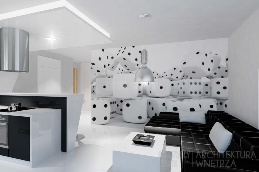 projekt wnętrz mieszkanie poznań room66 projekt 12