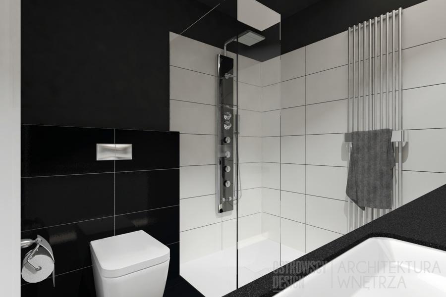 projekt wnętrz mieszkanie poznań room66 projekt 4