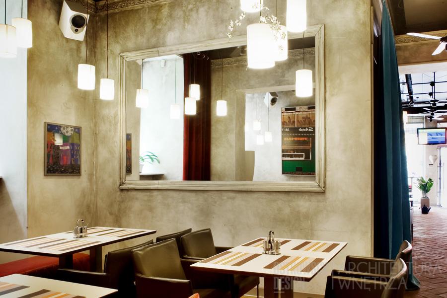 projekt wnętrz restauracja poznań credo realizacja 1