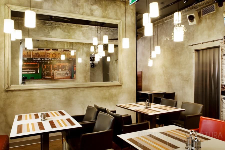 projekt wnętrz restauracja poznań credo realizacja 3