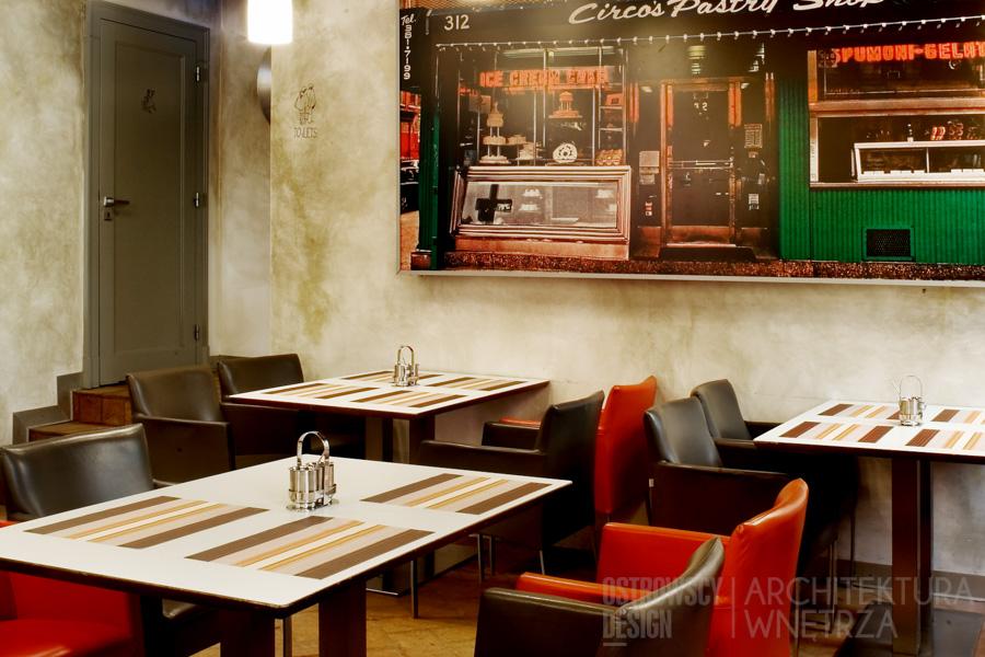 projekt wnętrz restauracja poznań credo realizacja 5