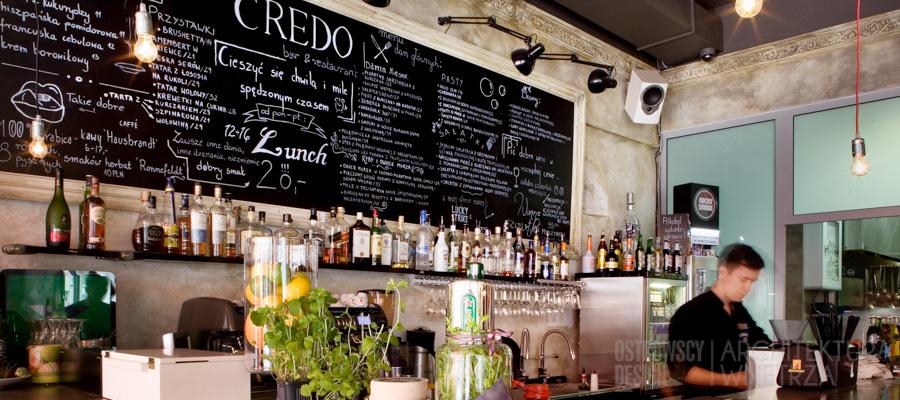 projekt wnętrz restauracja poznań credo realizacja 6-2