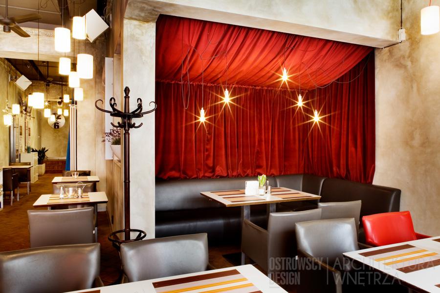 projekt wnętrz restauracja poznań credo realizacja 8