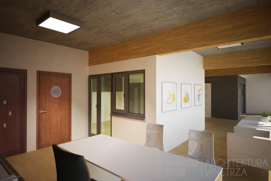projekt wnętrz salon sprzedaży krispol sweden projekt 1