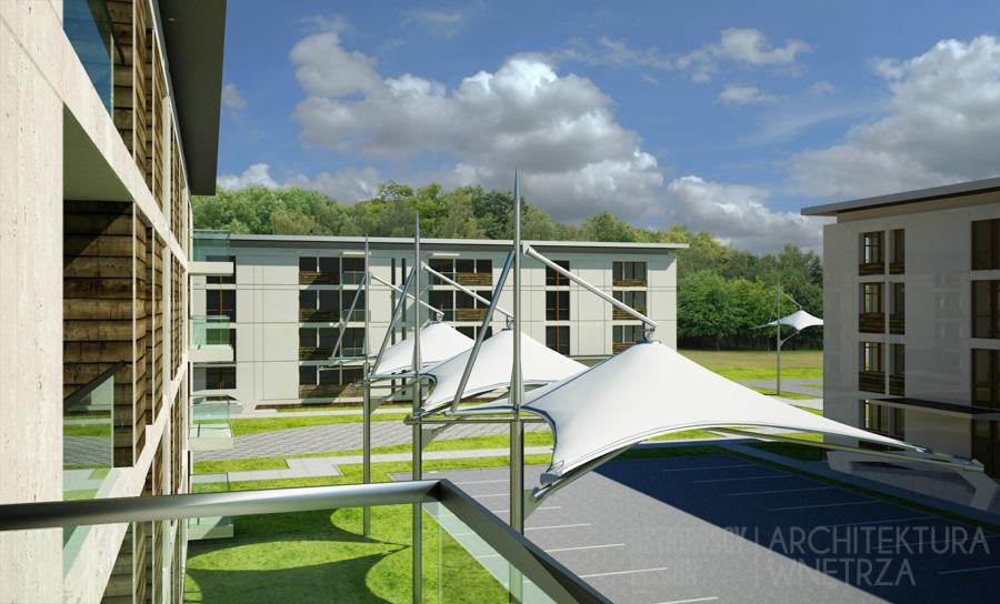 architekura zabudowa wielorodzinna poznań projekt architektury 3