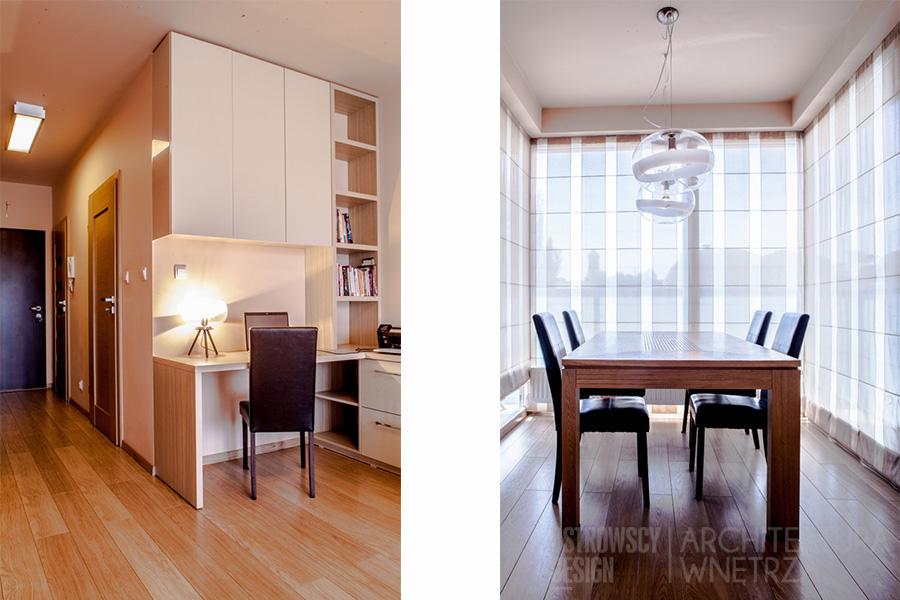 projekt wnętrz mieszkanie poznań 2 realizacja podwójny