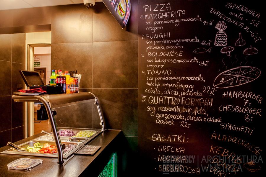 projekt wnętrz restauracja barbarossa realizacja Poznań 1