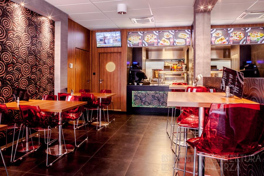 projekt wnętrz restauracja barbarossa realizacja Poznań 5