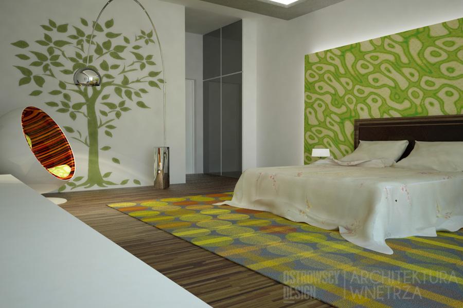 projekt wnętrz pokój hotelowy gorzów wielkopolski projekt 1